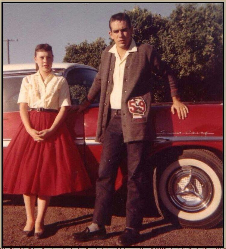 1950s preppy