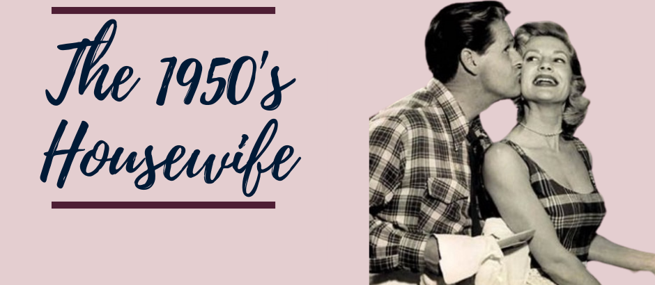Get the Look: The 1950's Housewife