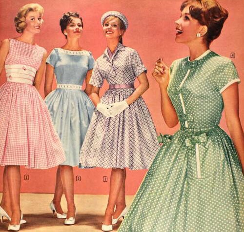 Learn Key Looks: The 1950's Housewife